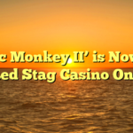 'Magic Monkey II' is Now Live at Red Stag Casino Online